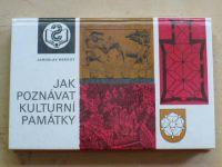 Herout - Jak poznávat kulturní památky (1986)