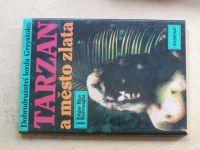 Burroughs - Tarzan a město zlata (1994)