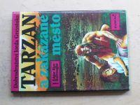 Burroughs - Tarzan a zakázané město (1995)