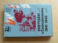 Gebhart, Šimovček - Partyzáni v Československu 1941-1945 (1984)