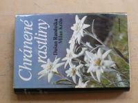Randuška, Križo - Chránené rastliny (1986)