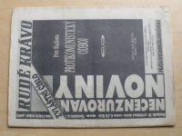 Rudé krávo - zvláštní číslo (1992) ročník II.