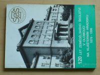 120 let zemědělského školství v Olomouci na Klášterním hradisku 1876-1996