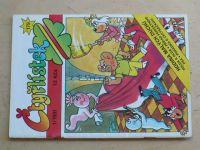 Čtyřlístek 179 (1991) ročník XXIII.