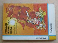 Čtyřlístek - Poklad kapitána Kida, Jak se chodí do pohádky (1988)