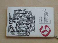 Glocar - Olomoucká romance, Magistr Gabriel, Olomoucká elegie (1970)