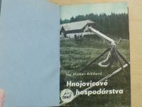 Krajčovič - Hnojivcové hospodárstva (Oráč 1950) slovensky