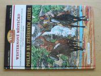 Peška, Balák - Westernové městečko - Poklad na Stříbrném jezeře (2003) komiks