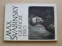Švabinský - Grafické dílo (1976)