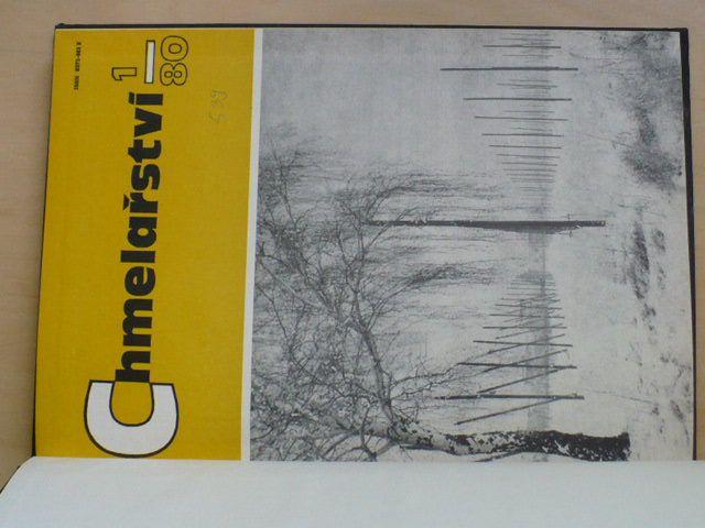 Chmelařství 1980 časopis