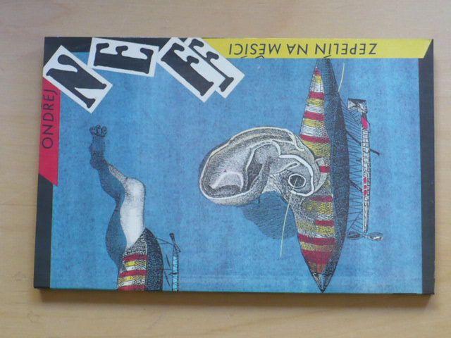 Ondřej Neff - Zeppelín na Měsíci (1990)
