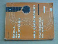 Jirmal - Škola hry na kytaru pro začátečníky
