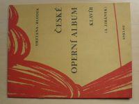 Smetana, Blodek - České operní album - Klavír (1958)