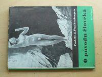 Z. Frankenberger - O původu člověka (1941)