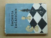 Zmatlík, Louma - Šachista začátečník (1953)