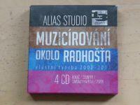Alias studio - Muzicírování okolo Radhošťa - 4 CD (2000-2013)