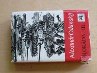 Čakovskij - Blokáda I.,II.,III. (1983)