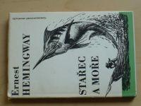 Hemingway - Stařec a moře (1957) kresby Sheppard