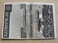 Slavnostní jas X. všesokolského sletu v Praze 1938 (15.6.1938) č. I.
