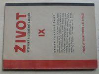 Život - Výtvarný a literární sborník IX. (1929-1930)