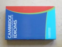 Cambridge International Dictionary of Idioms (2001)