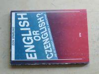 Sparling - English or czenglish? (1991)