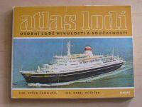Škňouřil, Růžička - Atlas lodí - Osobní lodě minulosti a současnosti (1983)