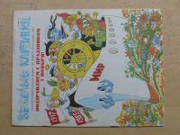 Veselé obrázky – Веселые картинки 11/1985, rusky