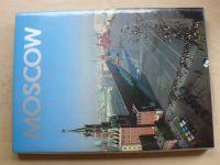 MOSCOW - Moskva (1981) anglicky, vydáno v SSSR
