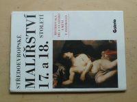 Togner - Středoevropské malířství 17. a 18. století (1986)