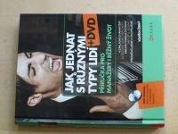 Černý - Jak jednat s různými typy lidí -  Příručka pro manažery i běžný život, DVD