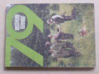 Myslivecký kalendář 1979 (1978)