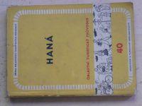Oblastní turistický průvodce 40 - Haná (1959)