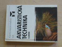 Krček - Akvaristická technika (1986)