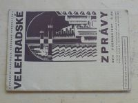 Velehradské zprávy č. 3-4 (1937) ročník XVIII.