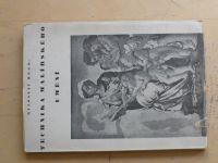 Hégr - Technika malířského umění (1941)