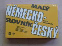 Kumprecht - Malý německo-český a česko-německý slovník (1991)