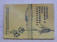 Zpravodaj  památkové péče a ochrany přírody - Přerov 1983 - Hefaiston 83. 2. setkání um.kovářů