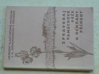 Zpravodaj  památkové péče a ochrany přírody - Přerov 1985 - Hefaiston 85. 4. setkání um.kovářů