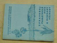 Zpravodaj  památkové péče a ochrany přírody - Přerov 1984 - Hefaiston 84. 3. setkání um.kovářů