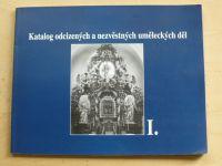 Katalog odcizených a nezvěstných uměleckých děl I. (1998)