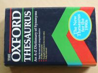Urdang - The OXFORD Thesaurus - An A-Z Dictionary of Synonyms (1991)