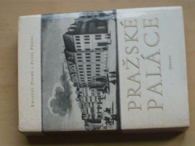 E. Poche - Pražské paláce (1977) foto Z. Feyfar