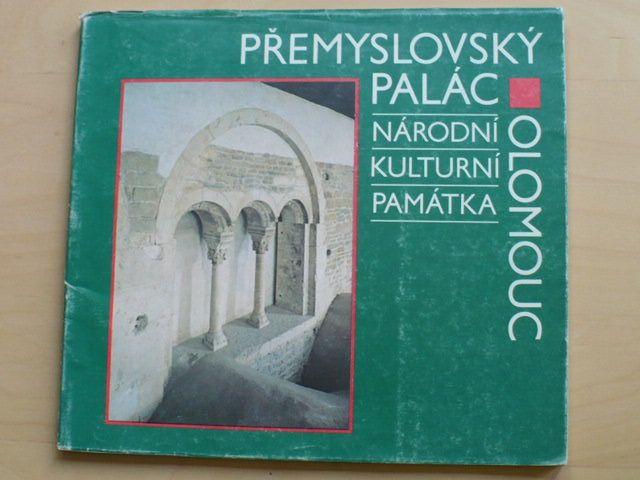 Přemyslovský palác - Olomouc (1988)