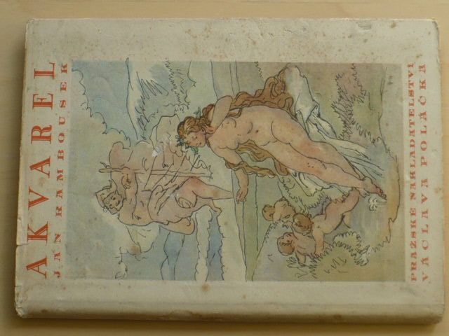 Rambousek - Akvarel (1946)
