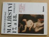 Středoevropské malířství 17.a 18.století (1986)