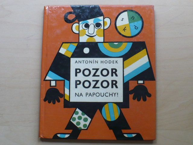 Hodek - Pozor, pozor na papouchy (SNDK 1967)