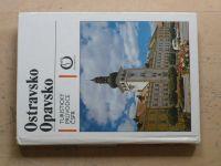 Ostravsko, Opavsko - Turistický průvodce ČSFR (1990)