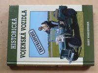 Vanderveen - Historická vojenská vozidla (2012)