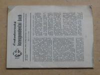 Československý korespondenční šach 1-2 (1989) dvojčíslo